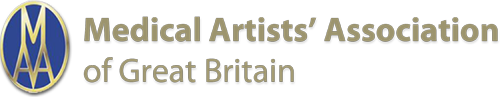 Medical Artists' Association Logo