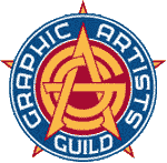 The Graphic Artists Guild Logo
