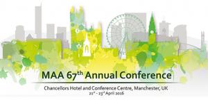 MAA conference logo