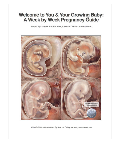 Welcome to You &Your Growing Baby: A Week by Week Pregnancy Guide ...