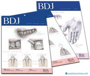 Journal Covers - BDJ